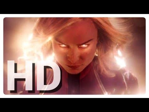 Фильм КАПИТАН MARVEL (2019). Официальный трейлер на русском языке!!!