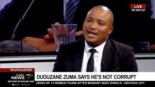 [WRAP] Duduzane Zuma's testimony at the State Capture Commission