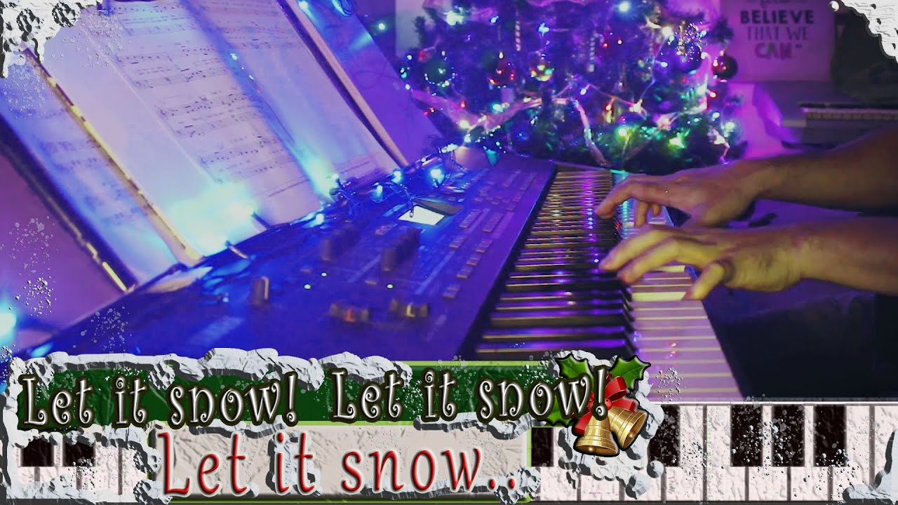 Let it snow( Piano)