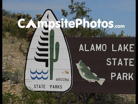 Alamo Lake State Park, Arizona