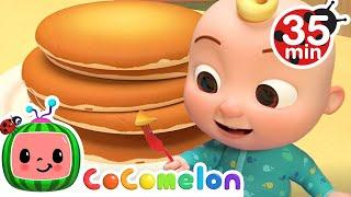 Breakfast Song + More Nursery Rhymes & Kids Songs - CoComelon