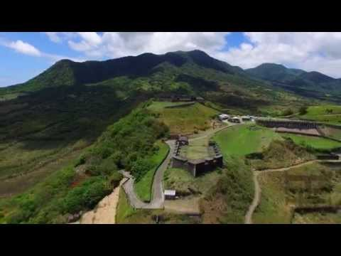 St. Kitts TFF Aerial Showreel