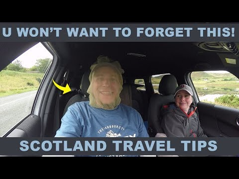 Hiking the Highlands Scotland and Isle Of Skye - Europe Travel Tips Part 1