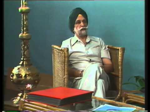 Lt. Gen. Jagjit Singh Aurora's interview (1987)