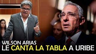 LE CANTAN LA TABLA A URIBE / PAGO POR HORAS A LOS COLOMBIANOS