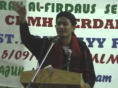 Ustaz Akhil Hayy - SENGAU