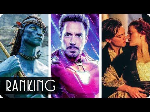 liste erfolgreichster filme