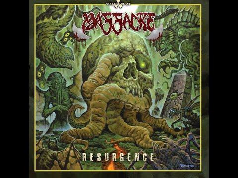 """Massacre debut new song """"The Innsmouth Strain"""" off new album """"Resurgence"""""""