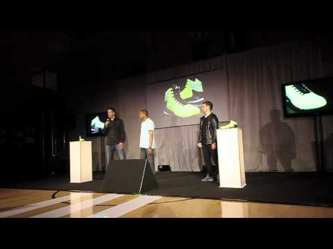 adidas adiZero Crazy Light 2  Official Media Unveiling Video - YouTube d43b9f3b78