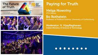 Paying for Truth - Helga Nowotny, Bo Rothstein thumbnail