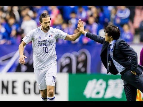 Shanghai Shenhua 0-2 Suwon Samsung Bluewings (AFC Champions League 2018: Group Stage)