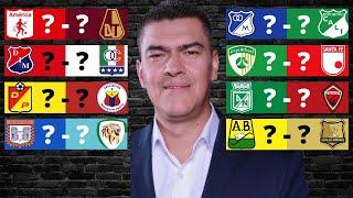 EN VIVO: Transmisión de Todos los Partidos - Fecha 19 Liga Dimayor 2021-I