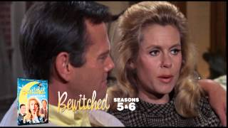 Bewitched Seasons 5 and 6