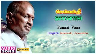 Punnai Vana Song | Sevvanthi Tamil Movie Songs | Sandanapandian | Sreeja | Ilayaraja | Music Master