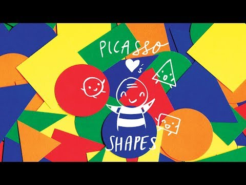 Picasso Loves Shapes
