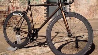 2016 Quella Signatur One single speed fixie