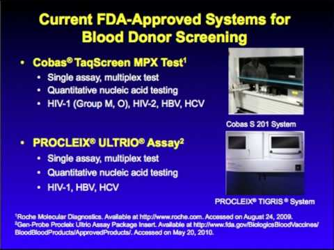 Point of Care Testing for Emergency Blood Donor Screening