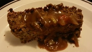 How To Make A Lentil Loaf (meatless Meatloaf/vegan Recipe!)