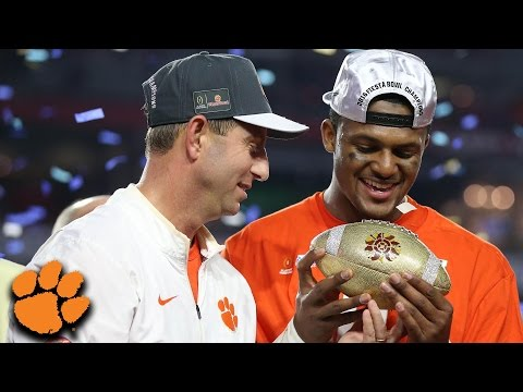 We'll Be Back: Clemson Returns For A...