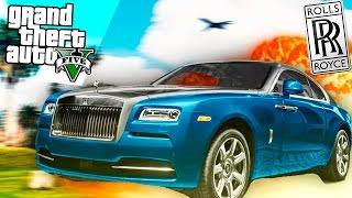 GTA 5 Моды: Rolls Royce Phantom - Самая элитная тачка в GTA 5
