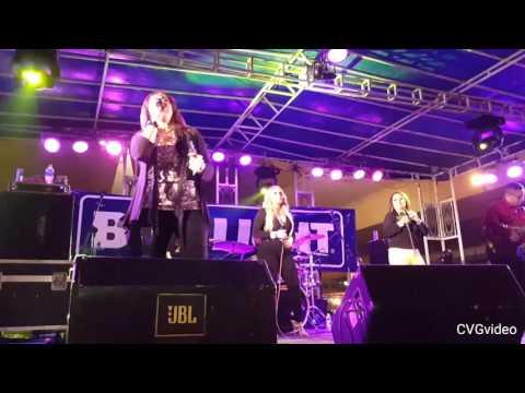 Shelly Lares/Stefani Montiel/Patsy Torres - Cuatro Caminos 4-16-16
