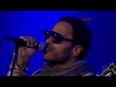 Lenny Kravitz -It Ain't Over Til It's Over - Live