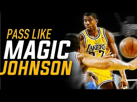 Pass Like Magic Johnson: NBA Basketball Moves