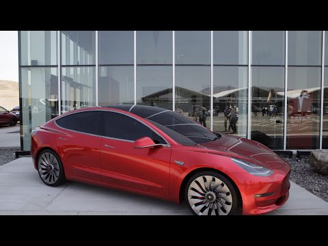 Tesla Model 3 Buyers Antsy for Delivery