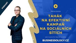 Reklama Na Facebooku - Tahák na efektivní kampaň na sociálních sítích I Podcast - 03 #Businessology
