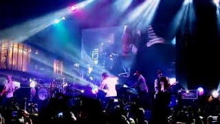 Dare You To Move - Switchfoot in Manila (Walkway BGC)