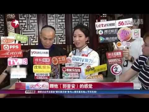 Tavia Yeung Yi - Interview for filming the Last Imperial Physician (in Mandarin)