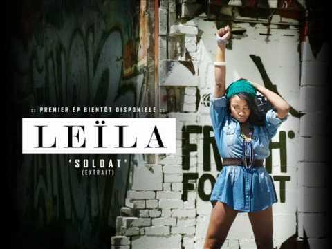LEILA // 'SOLDAT' // 1er EP disponible