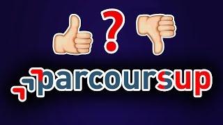 PARCOURSUP - CE QU'IL FAUT SAVOIR