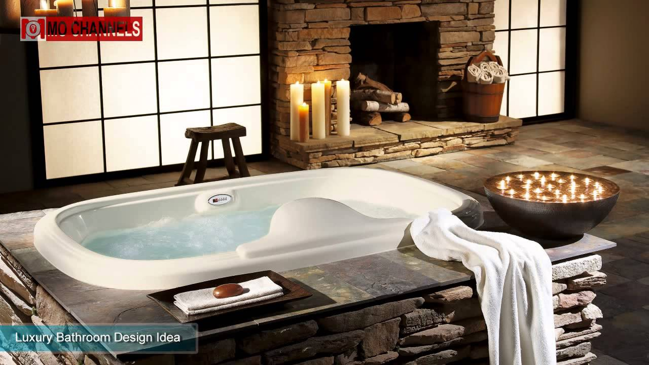30 Luxury Bathroom Home Design Ideas 2015