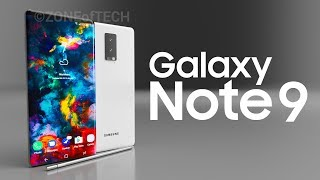 Samsung Galaxy Note 9 - FULL Leaks & Rumors!