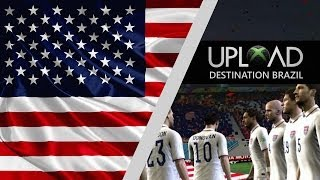 Destination Brazil: USA v Portugal Upload Predictions