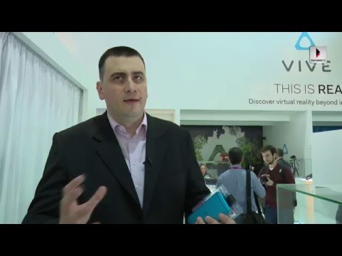 Benchmark na MWC 2016 - Intervju: Marko Savković, HTC