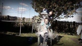 Ice bucket challenge!!! Thumbnail