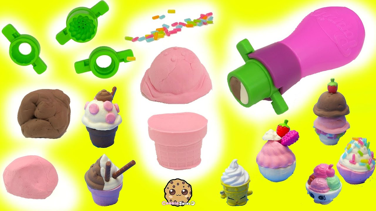 Make poppit clay ice cream do it yourself maker craft set with make poppit clay ice cream do it yourself maker craft set with shoppies dolls mlp youtube solutioingenieria Gallery