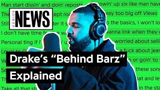 "Drake's ""Behind Barz"" Explained 