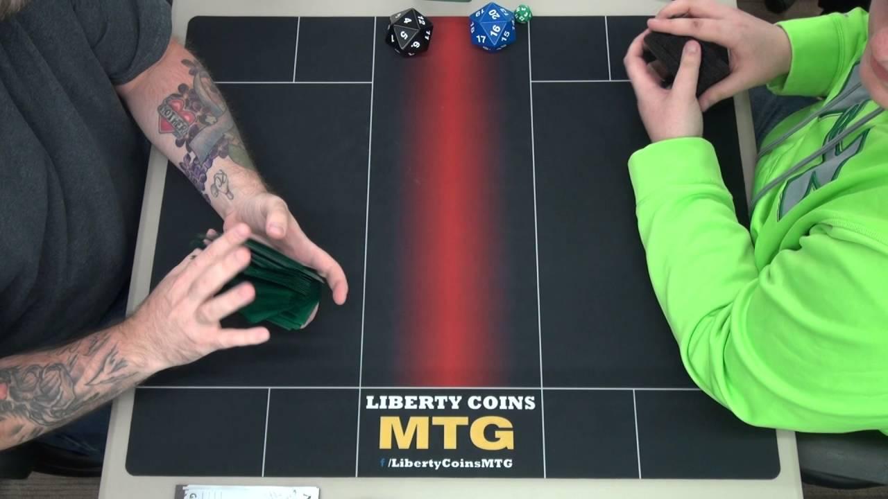 Modern PPTQ 10-08-16 Finals UG Infect vs Jeskai Control