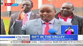 Rift in the Valley: North Rift leaders divided over BBI