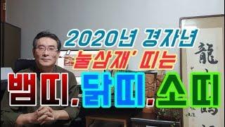 삼재 2020년 눌삼재띠 조심해야할띠 뱀띠,닭띠,소띠 -2020년삼재띠,삼재풀이,삼재는없다