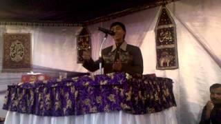 13 rajab gayee aa ali di ajjj salgirah ai husainian pakistania qatar by faraz ali khan