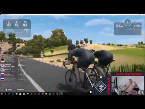 Road Grand Tours Pienza 3 Laps