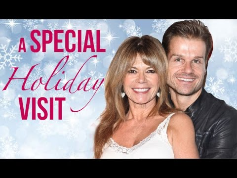SPECIAL HOLIDAY VISIT FROM LOUIS VAN AMSTEL AND MARYMARGARET HUMES