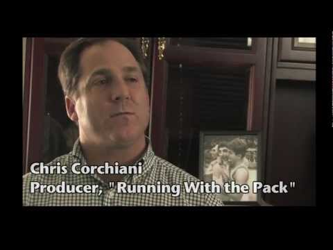 """Chris Corchiani talks about """"Running With the Pack"""""""