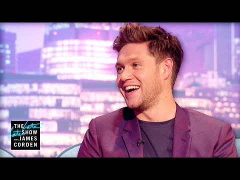 Niall Horan Was Booted from a Trump Hotel  #LateLateLondon