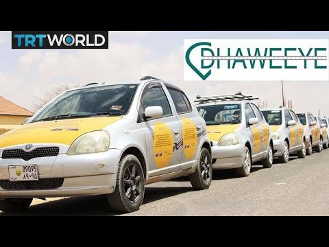 Somali taxi app creates 2,000 jobs | Money Talks
