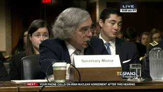 Ted Cruz w/John Kerry, Ernest Moniz, Ashton Carter; Iran Deal, Senate Armed Services Committee